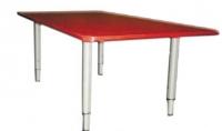 Стол квадратный регулируемый, ЛДСП, 700*700*400-580 мм_4