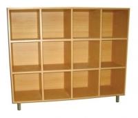 Шкаф для горшков (на 12 мест), ЛДСП,  788*300*1168 мм