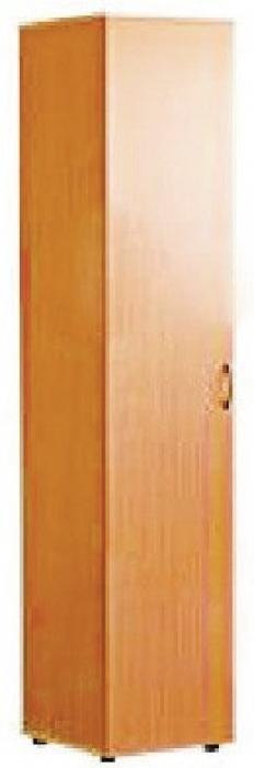 Шкаф для одежды узкий, ЛДСП, 532*400*1830 мм