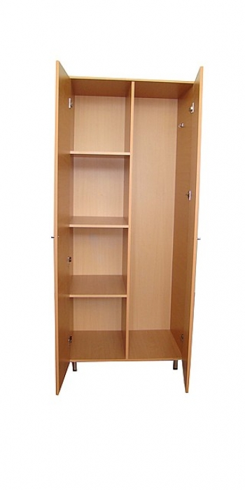 Шкаф для хозинвентаря, ЛДСП, 800*400*1830 мм