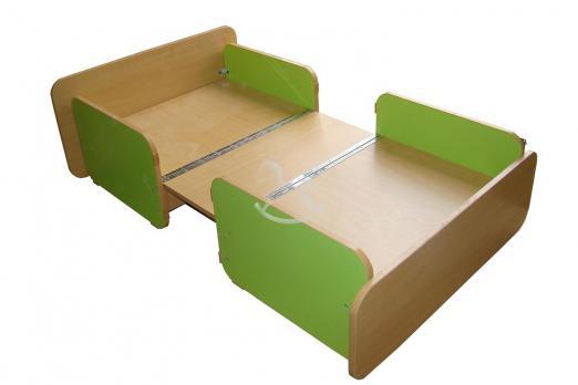"""Кровать - стол """"Трансформер"""", ЛДСП, 1200/1400 мм"""