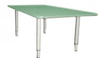 Стол прямоугольный, регулируемый по высоте, ЛДСП,1020*580*400-580 мм_1