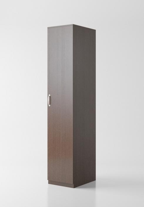 Гардероб «Круиз 400» одна дверь с штангой 520мм