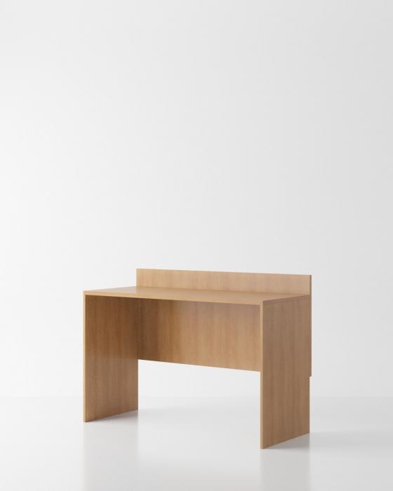 Стол пристенный, 1200*520*860 мм.