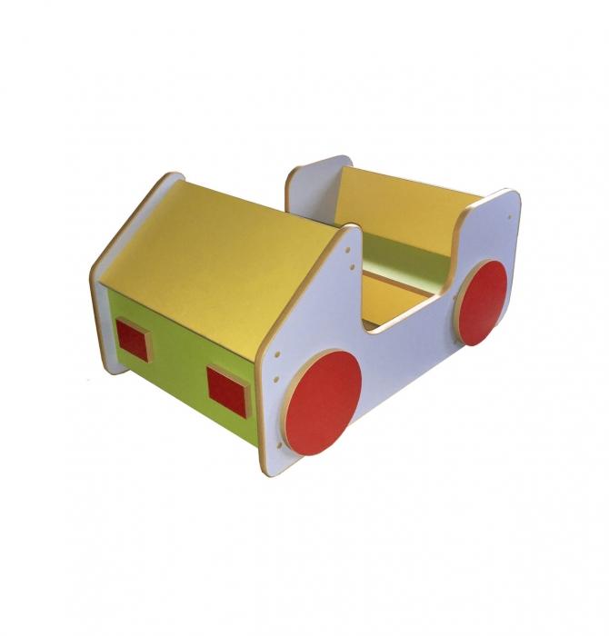"""Игровой модуль """"Машина"""", ЛДСП, 964*600*520 мм"""
